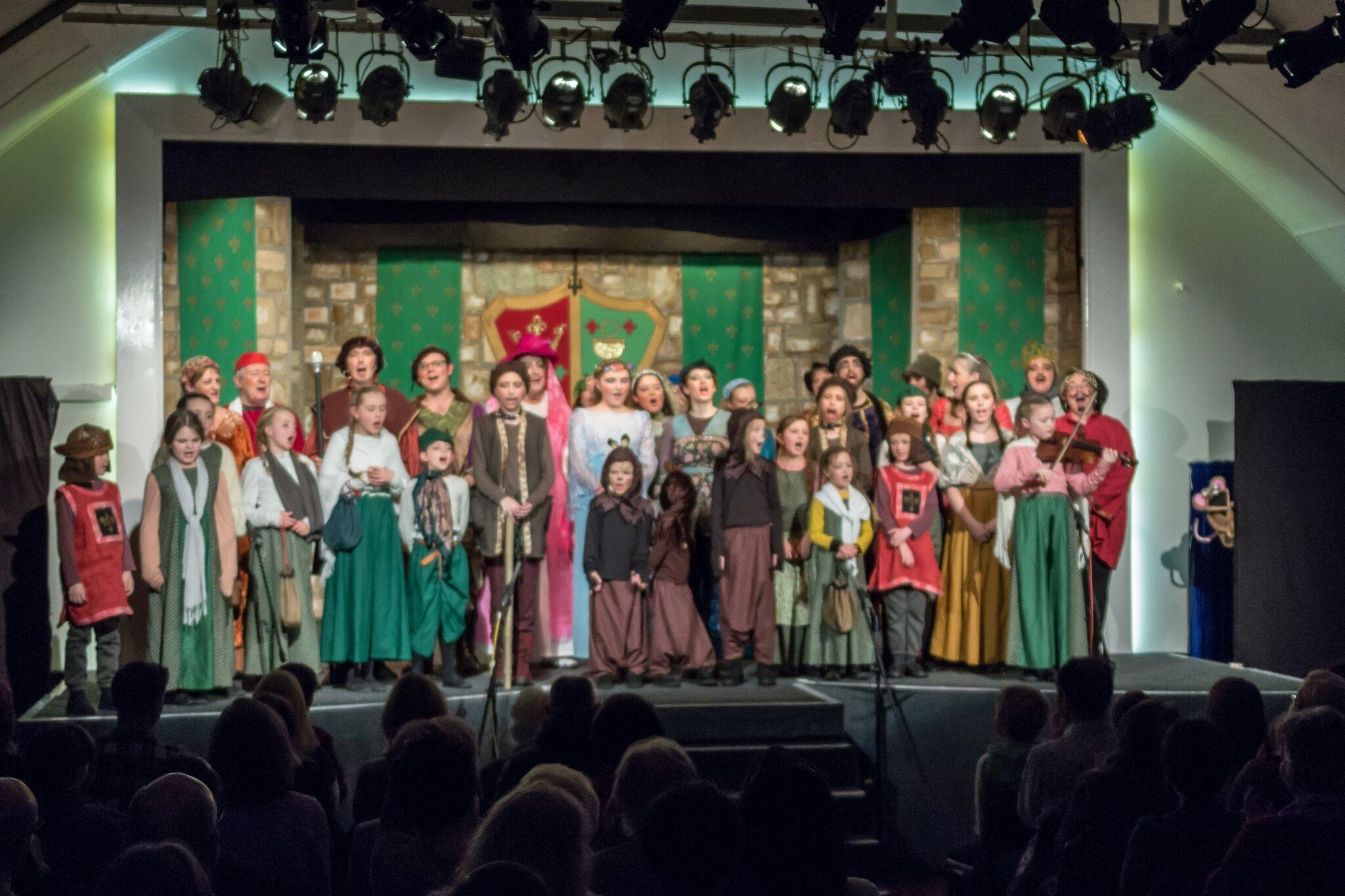 SFP - Robin Hood pantomime 2016